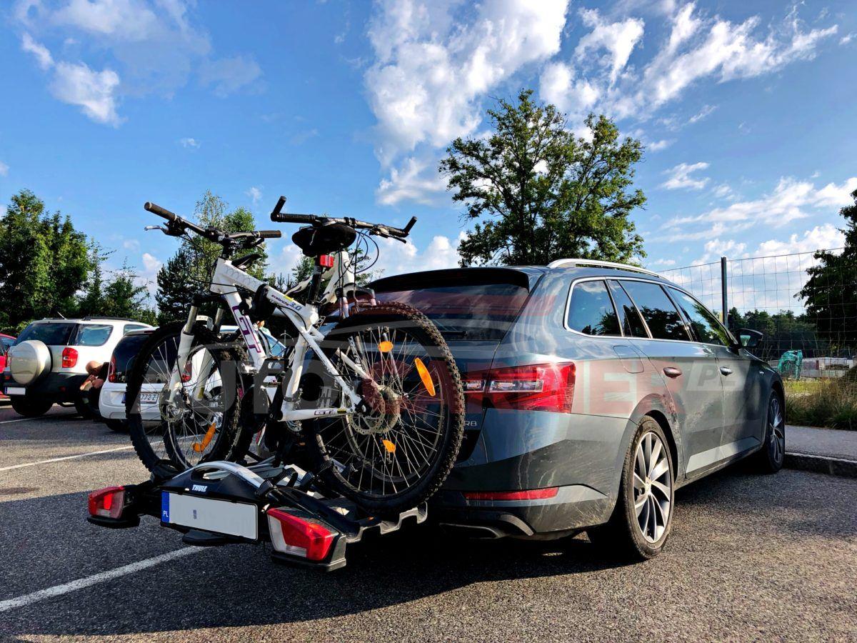 Jak zamontować bagażnik rowerowy na hak?